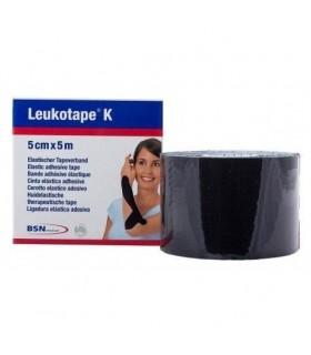 Leukotape K 5 Cm X 5 M Negro