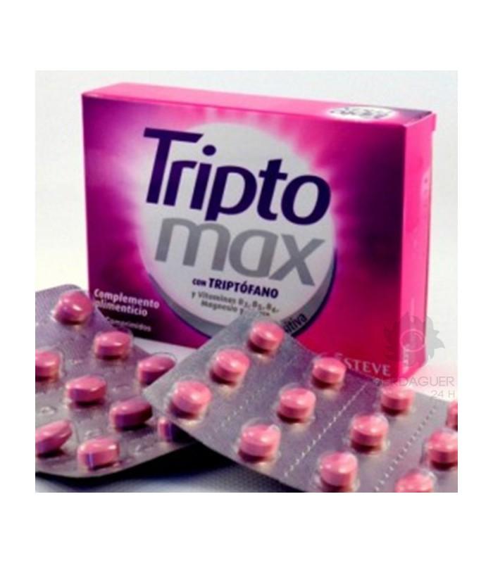 Triptomax 30 Comprimidos
