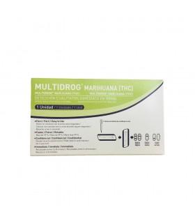 Test Multidroga Marihuana 1 Unidad