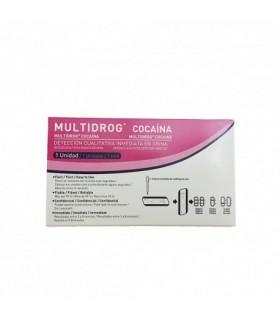 Multidrog Test Cocaina 1 Unidad