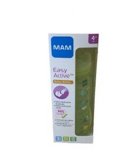 MAM Bottle Biberon  Easy Active Baby +4 Meses 330 Ml