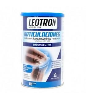Leotron Articulaciones Colágeno + Ácido Hialurónico + Magnesio Neutro 364 GR