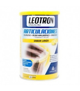 LEOTRON ARTICULACIONES COLAGENO+ACIDO HIALURINICO+MAGNESIO LIMON