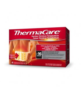 Thermacare Parches Termicos Zona Lumbar Y Cadera