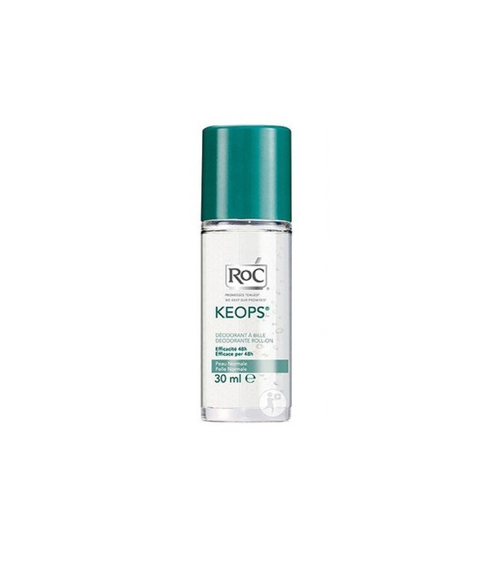 ROC KEOPS DESODORANTE PIEL SENSIBLE ROLL-ON 30 ML