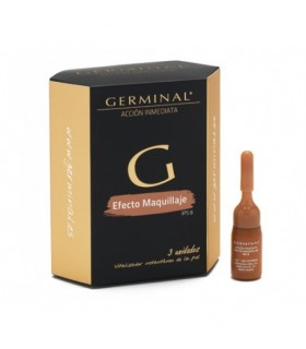 Germinal Acción Inmediata Efecto Maquillaje 3 Amp