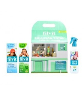 Filvit Pack Solución Total Cabeza Y Hogar