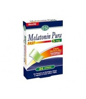 Melatonin Fast 1.9 Mg 24 Strips