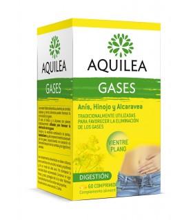 AQUILEA GASES FORTE 60 CAPS