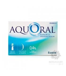 Aquoral 20 Unidades Monodosis