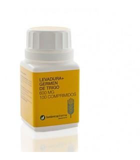 Botanica Levadura + Germen De Trigo 600 Mg 100 Comprimidos