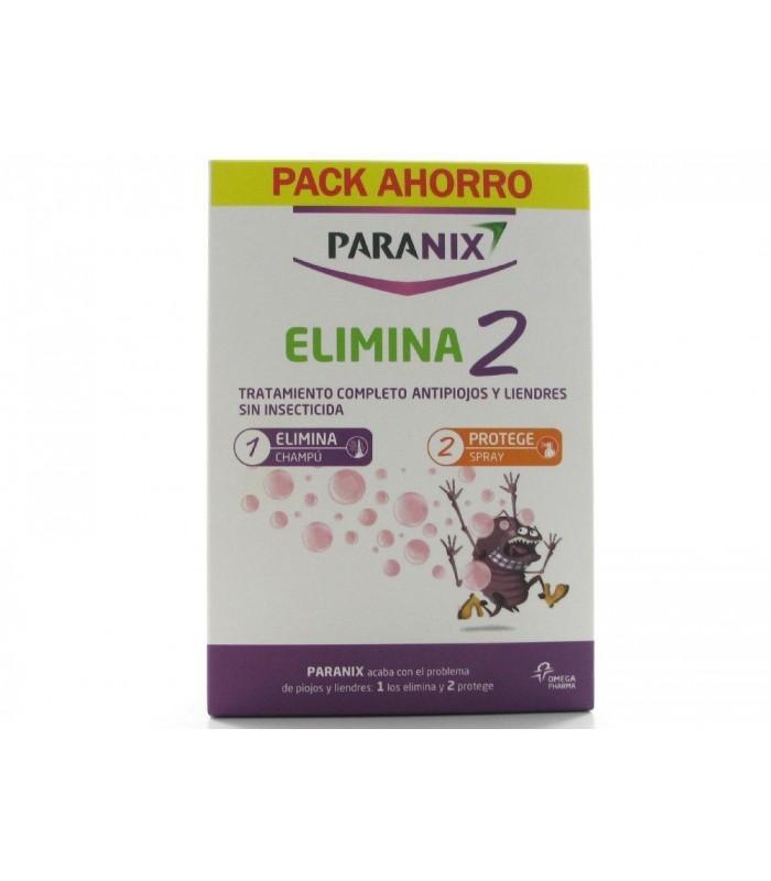 Paranix Pack Elimina2 Champú