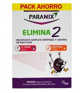 Paranix Pack Elimina2 Spray