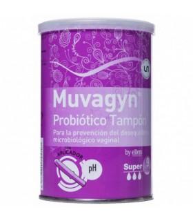 MUVAGYN PROBIOTICO TAMPON  VAGINAL SUPER