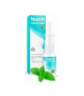 NASIVIN MENTOL FRESH SOLUCION NASAL 20 ML