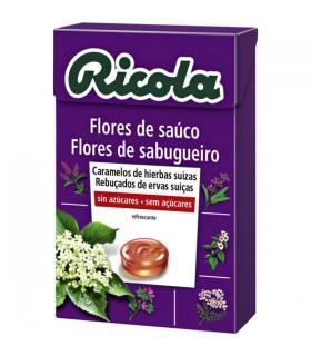 RICOLA CARAMELOS FLOR DE SAUCO