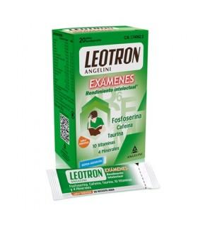 Angelini Leotron Examenes 20 Sobres Bucodispersables