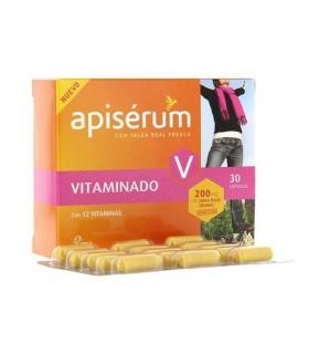 APISERUM VIT 30 CAPS