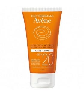 Avene Crema Solar SPF20+