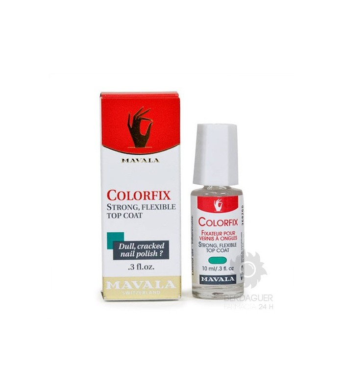 Mavala Colorfix 10 Ml (Fijador Brillante)