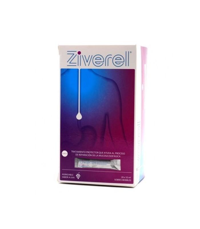 ZIVEREL 10 ML 20 SOBRES BEBIBLES