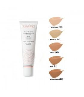 Avene Couvrance Maquillaje Fluido SPF 20 30 ML