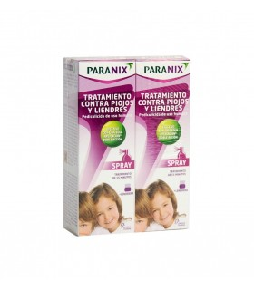 PARANIX SPRAY + LENDRERA PACK