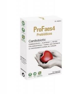 Profaes4 Cardiobiotic 30 Cápsulas