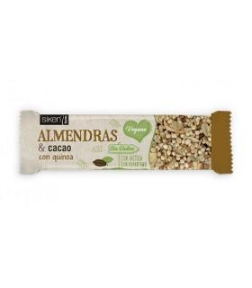 Siken Form Barrita Almendras & Cacao Quinoa 1 U