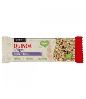 Sikenform Snack Barrita Quinoa-Higo ECO 40 Gr
