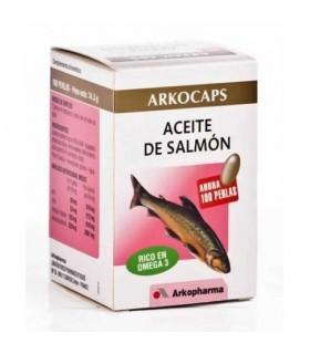 ARKOCAPS ACEITE DE SALMON ARKOCAPS 100 CAPS