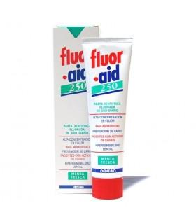 FLUOR - AID 250 100 ML. PASTA