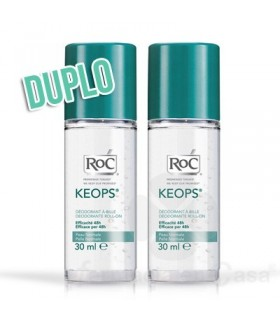 Keops Deso Roll-On Duplo Sin Alcohol