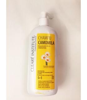 CLEARE INSTITUTE CHAMPU CAMOMILA 400 ML