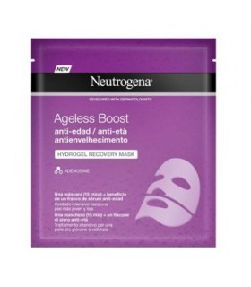NEUTROGENA AGELESS BOOST HYDROGEL RECOVERY MASCARA ANTI EDAD 30 ML