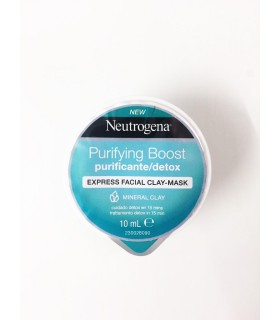 NEUTROGENA PURIFYING BOOST EXPRESS MASCARA FACIAL PURIFICANTE 10 ML