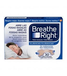 TIRA NASAL BREATHE PEQ 30 UNID