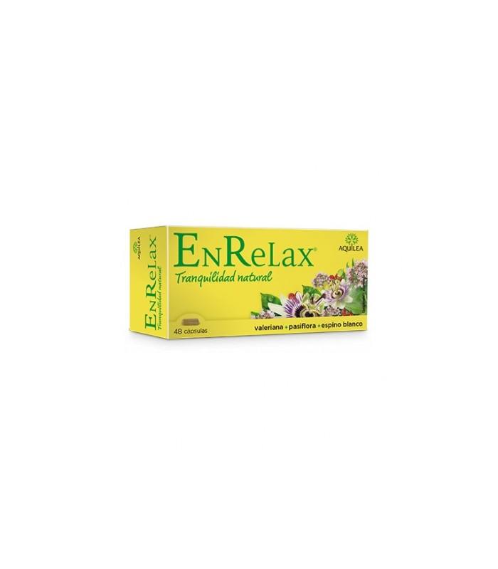 Enrelax Valeriana 48 Capsulas