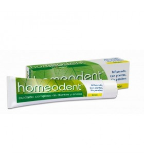 BOIRON HOMEODENT 2 LIMON DENTIFRICO 75 ML
