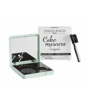 VITRY CAKE MASCARA COMPACTA NEGRA DE PESTAÑAS 4 G