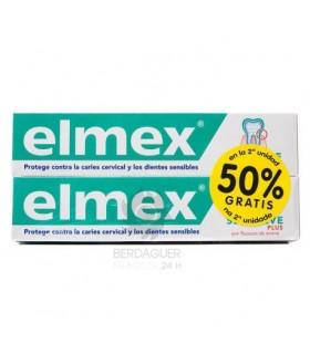 Elmex 50% Segunda Unidad Duplo