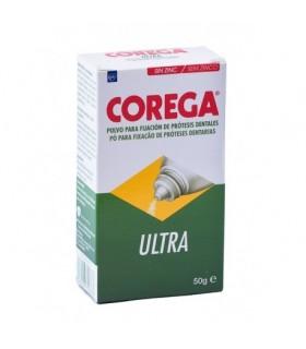 Corega Adh Ultra Polvo 50 Gr