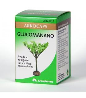 Arkocapsulas Glucomanano 80 U