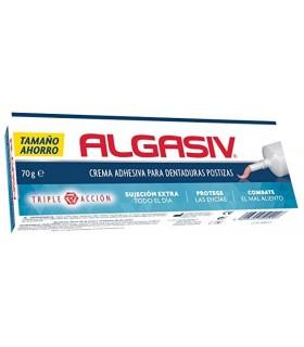 ALGASIV CREMA ADHESIVA DENTADURA POSTIZA 70 G