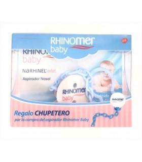 Rhinomer Baby Aspirador Nasal + Regalo Chupetero