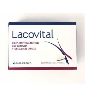 Lacovital 30 Cápsulas