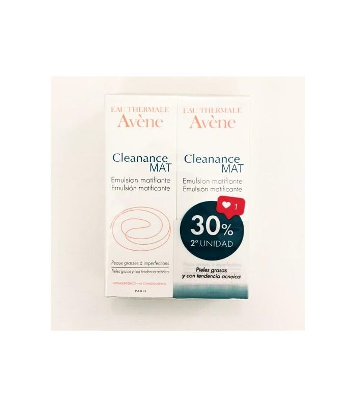 Avene Cleanance Mat Emulsión Matificante 2ª Und 30%