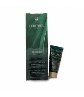 Rene Furterer Absolue Keratine Ultra Reparador 200 ML + 30 ML Regalo