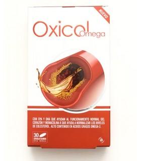 Oxicol Plus Omega 30 Cápsulas Blandas