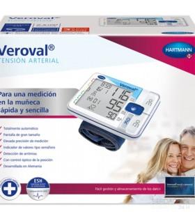 TENSIOMETRO DE MUÑECA VEROVAL PRESION ARTERIAL
